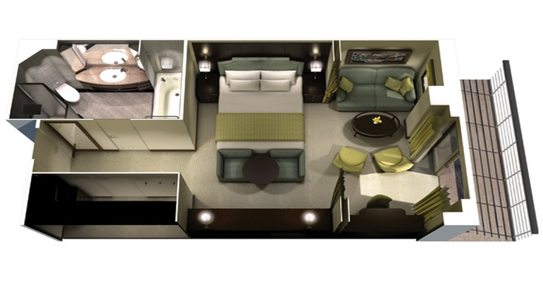 Penthouse Suite - PH1