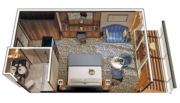 Penthouse Suite - PH1 - PH1 - 152