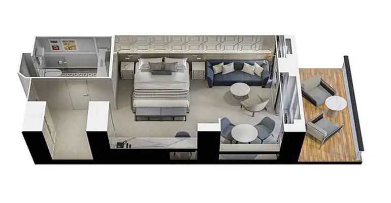 Penthouse Suite - PH3