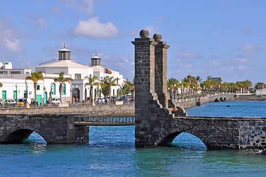Arrecife de Lanzarote & Îles Canaries