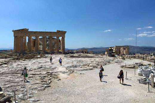 Athènes/Le Pirée