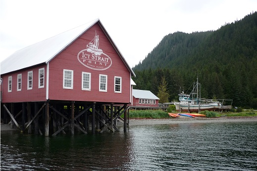 Icy Strait Point/Alaska