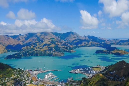 Lyttelton - Christchurch