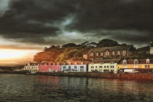 Portree - Ile de Skye