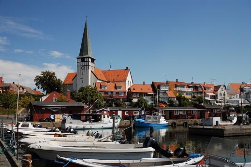 Ronne - Ile de Bornholm