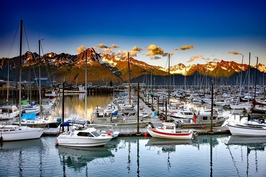 Seward - Anchorage - Alaska