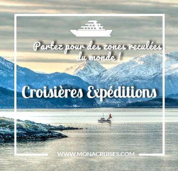 Croisières expéditions
